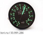 Купить «Термометр ТВ-45», эксклюзивное фото № 33991286, снято 15 января 2017 г. (c) Dmitry29 / Фотобанк Лори