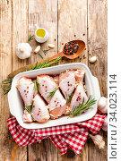 Купить «Chicken legs», фото № 34023114, снято 10 июля 2020 г. (c) easy Fotostock / Фотобанк Лори