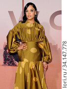 Tessa Thompson at the HBO's 'Westworld' Season 3 premiere held at the TCL Chinese Theatre in Hollywood, USA on March 5, 2020. Стоковое фото, фотограф Zoonar.com/Lumeimages / age Fotostock / Фотобанк Лори