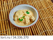 Dal Kofta Curry, Indian recipe served as a Side-Dish. Стоковое фото, фотограф Zoonar.com/alexander mychko / easy Fotostock / Фотобанк Лори