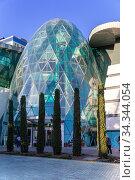 Park Bulvar shopping centre. Баку. Азербайджан. Редакционное фото, фотограф Евгений Ткачёв / Фотобанк Лори