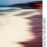 Coastal art print, holiday destination and luxury travel concept ... Стоковое фото, фотограф Zoonar.com/Anneleven.com / easy Fotostock / Фотобанк Лори