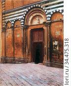Danielson-Gambogi Elin - San Michele Church of Volterra - Finnish... Редакционное фото, фотограф Artepics / age Fotostock / Фотобанк Лори