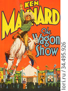 Ken Maynard Western Star. Стоковое фото, фотограф Unknown / age Fotostock / Фотобанк Лори