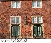Das dorf Ramsdorf im Münsterland. Стоковое фото, фотограф Zoonar.com/Stephan S / easy Fotostock / Фотобанк Лори
