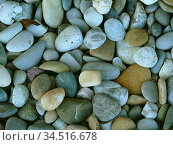 Kiesel, kies, stein, steine, natur, hintergrund, geröll, muster. Стоковое фото, фотограф Zoonar.com/Volker Rauch / easy Fotostock / Фотобанк Лори