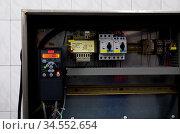 Variable speed drive inverter converter, unit for voltage stabilization... Стоковое фото, фотограф Zoonar.com/Yankovsky Yan / easy Fotostock / Фотобанк Лори