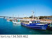 SAN REMO - DEC 14: San Remo is a quaint fishing village on the way... Стоковое фото, фотограф Zoonar.com/Chris Putnam / easy Fotostock / Фотобанк Лори