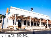 Chewton, Australia - July 8 2019: The ancient gold mining town of... Стоковое фото, фотограф Zoonar.com/Chris Putnam / easy Fotostock / Фотобанк Лори