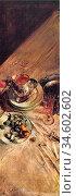 Boldini Giovanni - Eine Ecke Vom Mahl Des Malers - British School... Стоковое фото, фотограф Artepics / age Fotostock / Фотобанк Лори