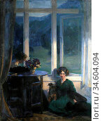 Bramley Frank - a Truce - British School - 19th Century. Стоковое фото, фотограф Artepics / age Fotostock / Фотобанк Лори