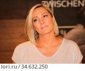 Deutsche Schlagersängerin Tanja Lasch bei einem Auftritt am 04.07... Стоковое фото, фотограф Zoonar.com/Axel Kammerer / age Fotostock / Фотобанк Лори