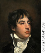 Drummond James - Robert Burns - British School - 19th Century. Стоковое фото, фотограф Artepics / age Fotostock / Фотобанк Лори