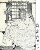 King Jessie Marion - Illustration for the Magic Grammar - British... Редакционное фото, фотограф Artepics / age Fotostock / Фотобанк Лори
