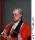 Knight Harold - Spencer Cecil Carpenter Dean of Exeter - British ... Редакционное фото, фотограф Artepics / age Fotostock / Фотобанк Лори