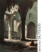 Stroobant Francois - Ruines De L'abbaye De Villers - Belgian School... (2020 год). Редакционное фото, фотограф Artepics / age Fotostock / Фотобанк Лори
