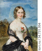 Ross Sir William - Maria Lady Culme-Seymour (Née Smith) - British... Редакционное фото, фотограф Artepics / age Fotostock / Фотобанк Лори