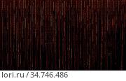 Binäre Netzwerk Matrix, Illustration network binary Matrix, illustration... Стоковое фото, фотограф Zoonar.com/Volker Schlichting / easy Fotostock / Фотобанк Лори