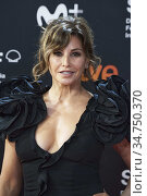 Gina Gershon attended Red Carpet Opening Ceremony during 68th San... Редакционное фото, фотограф Manuel Cedron / age Fotostock / Фотобанк Лори