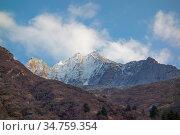 In den schweizer Alpen. Стоковое фото, фотограф Zoonar.com/Stephan S / easy Fotostock / Фотобанк Лори
