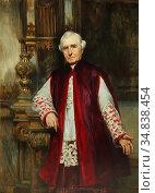 Shannon Sir James Jebusa - Monsignor Nugent - British School - 19th... Редакционное фото, фотограф Artepics / age Fotostock / Фотобанк Лори