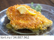 Breaded Chicken, Edgewater, MD. Стоковое фото, фотограф Edwin Remsberg / age Fotostock / Фотобанк Лори