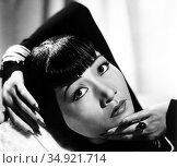 Anna May Wong (January 3, 1905 – February 3, 1961) was an American... (2016 год). Редакционное фото, фотограф Pictures From History / age Fotostock / Фотобанк Лори