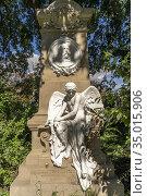 Grab des österreichischer Dirigent und Komponist Johann Ritter von... Стоковое фото, фотограф Peter Schickert / age Fotostock / Фотобанк Лори