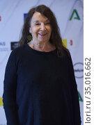 Actress Petra Martinez attends 'La vida era eso' Photocall during... Редакционное фото, фотограф Manuel Cedron / age Fotostock / Фотобанк Лори