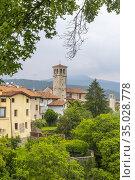 Area della Gastaldaga, Cividale Del Friuli, Friuli-Venezia Giulia... Стоковое фото, фотограф Richard Semik / easy Fotostock / Фотобанк Лори