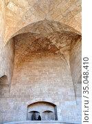 Valencia, Torres de Quart (15th century). Comunidad Valenciana, Spain. Стоковое фото, фотограф J M Barres / age Fotostock / Фотобанк Лори