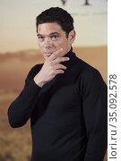 Pablo Molinero attends 'El verano que vivimos' Photocall at Four ... Редакционное фото, фотограф Manuel Cedron / age Fotostock / Фотобанк Лори