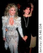 Undated.Dolly Parton Sally Field.Photo by Adam Scull-PHOTOlink (2008 год). Редакционное фото, фотограф Adam Scull / age Fotostock / Фотобанк Лори