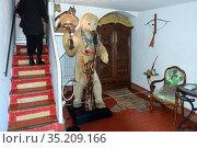 Dali's Casa-Museu museum, Portlligat, Cap Creus, Costa Brava, Girona... Стоковое фото, фотограф Josep Curto / easy Fotostock / Фотобанк Лори
