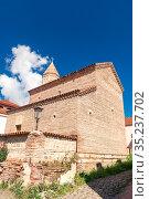 The ancient monastery in Kakheti, Georgia (2018 год). Стоковое фото, фотограф Константин Лабунский / Фотобанк Лори