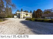 Betliar castle near Roznava, Slovakia. Стоковое фото, фотограф Richard Semik / easy Fotostock / Фотобанк Лори