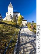 Mauterndorf castle, Tamsweg district, Province of Salzburg, Austria. Стоковое фото, фотограф Richard Semik / easy Fotostock / Фотобанк Лори