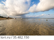 The coast of Indian ocean (2018 год). Стоковое фото, фотограф Юлия Белоусова / Фотобанк Лори