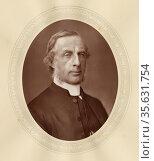 'Edward Hayes Plumptre (1821-1891), c1880, English divine and scholar... Редакционное фото, агентство World History Archive / Фотобанк Лори
