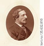 'Frederick Temple Hamilton-Temple-Blackwood, 1st Marquess of Dufferin... Редакционное фото, агентство World History Archive / Фотобанк Лори