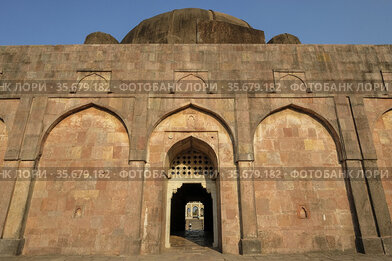 Jama Masjid is a historic mosque in Mandu, Madhya Pradesh, India....