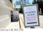 Galleria Borghese reopened to the public as Lazio region is back ... Редакционное фото, фотограф Maria Laura Antonelli / AGF/Maria Laura Antonelli / age Fotostock / Фотобанк Лори