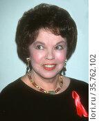 Shirley Temple Black 1993.Photo By John Barrett/PHOTOlink (2008 год). Редакционное фото, фотограф Photo By John Barrett/PHOTOlink / age Fotostock / Фотобанк Лори