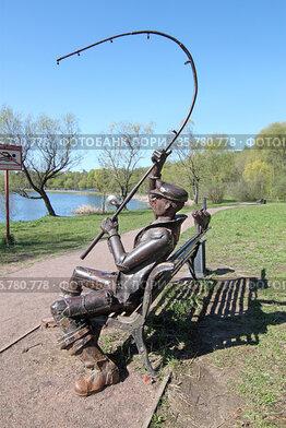 """""""Рыбачок"""" в парке Покровское-Стрешнево. Москва"""