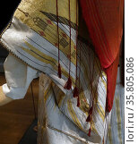 Traditional Arab robes worn by Lawrence of Arabia. Редакционное фото, агентство World History Archive / Фотобанк Лори