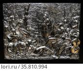 Minerva and the Muses, By Paulus Van Vianen. Редакционное фото, агентство World History Archive / Фотобанк Лори