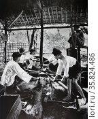 Indonesian weapons. Редакционное фото, агентство World History Archive / Фотобанк Лори