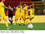 Serie B match between AC Monza and A.S. Cittadella at Stadio Brianteo... Редакционное фото, фотограф Mairo Cinquetti / WENN / age Fotostock / Фотобанк Лори