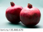 Pomegranate. Стоковое фото, агентство Ingram Publishing / Фотобанк Лори