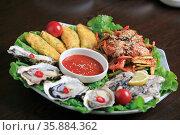 Diverse Food Essentials. Стоковое фото, агентство Ingram Publishing / Фотобанк Лори